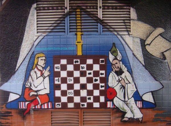 ajedrez1 Conoce tu Historia en el Barrio del Carmen