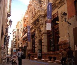 casino murcia1 300x254 El Casino, la plaza Verónicas y el Modernismo