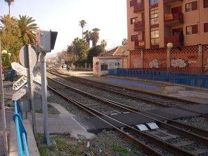 estacion tren murcia 300x225 Murcia y su Muro de Berlín