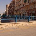 Murcia y su «Muro de Berlín»