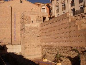 muralla veronicas murcia 300x225 La Muralla Islámica de Verónicas en Murcia
