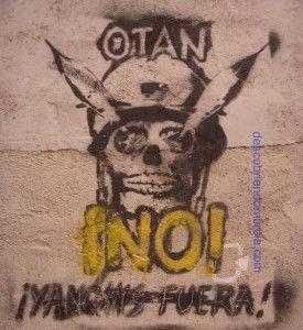 otan no1 275x300 NO a la OTAN, en La Fama