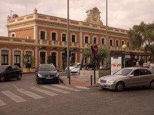 Estacion Tren Murcia 300x225 La MZA en la Estación de Tren de Murcia