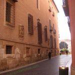 El balcón de la Reina Isabel en Murcia