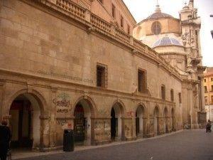 catedral murcia1 300x225 Los falsos soportales de la Catedral de Murcia