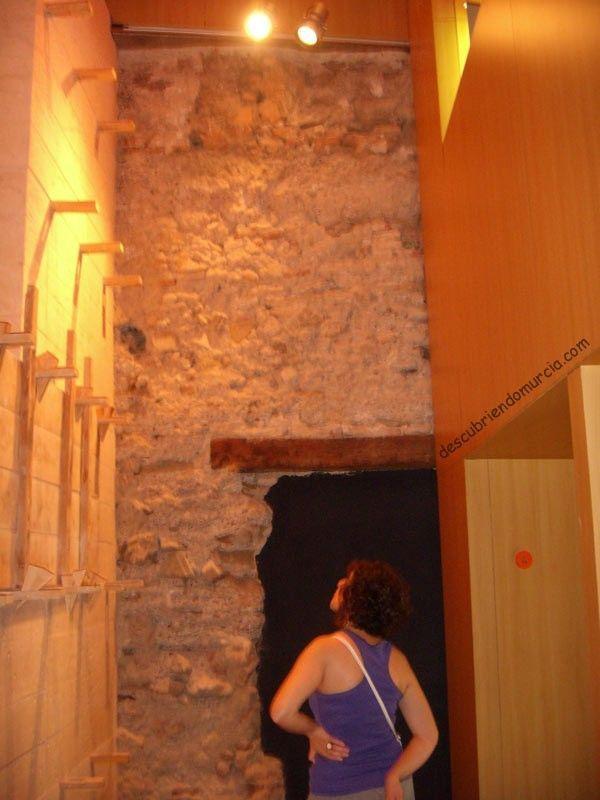 muralla sta eulalia murcia1 Es inútil defender Murcia. Hay que capitular la ciudad.