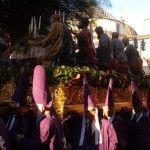 La Última Cena de Salzillo de procesión por Madrid