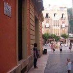 Placa en calle Arenal Murcia1 150x150 La Virgen de la Fuensanta y la Feria de Septiembre en Murcia