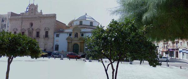 Plaza San Agustin San Andres Museo Salzillo Murcia Cuando casi nos roban a la Virgen de la Arrixaca