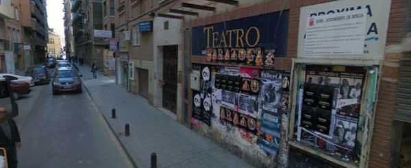Teatro Circo Murcia Otro que abre, el Teatro Circo