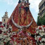 La Virgen de la Fuensanta y la Feria de Septiembre en Murcia