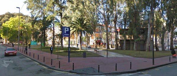 Cuartel de Artilleria Murcia jardin Los monumentos naturales de la ciudad de Murcia