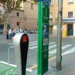 Murcia punto de recarga electrico Alfonso X
