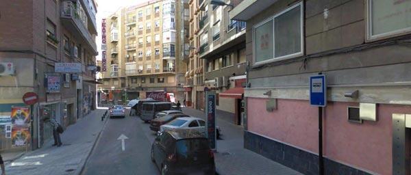 Teatro Circo en calle Enrique Villar Apuntes sobre la historia del Teatro Circo