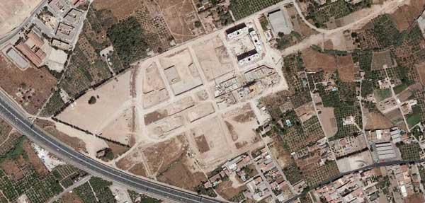 Joven Futura Murcia La necrópolis romana del Joven Futura