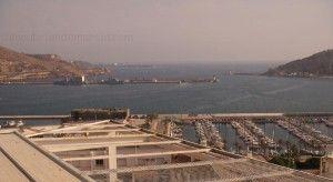 Puerto de Cartagena 300x164 Ruta de la tapa en Cartagena para los Cruceros