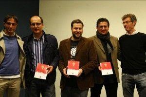 Yayo Delgado presenta su libro 300x199 El periodista Yayo Delgado presenta su homenaje al Real Murcia