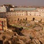 Nos quedamos sin ver como era el anfiteatro de Cartagena