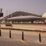 Trasladarán el submarino Peral de Cartagena