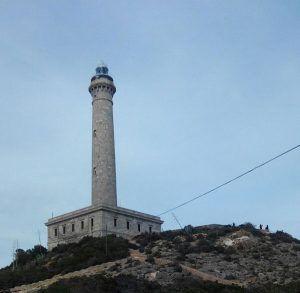 Cabo de Palos 300x293 La tragedia del Sirio, el mayor naufragio civil de la historia de España