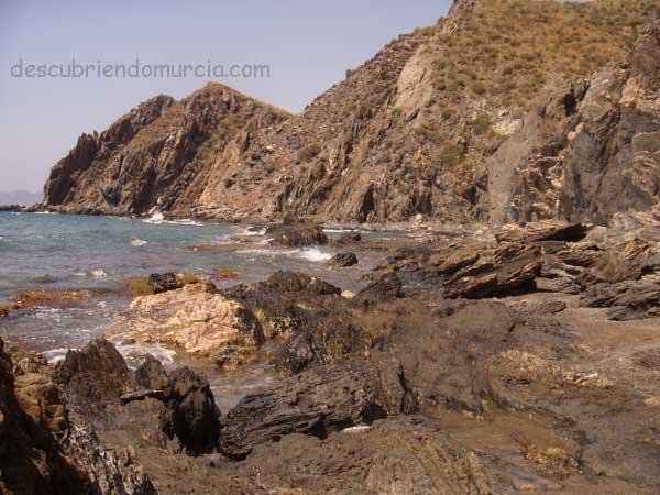 Calas Puntas de Calnegre El Tribunal Supremo protege Marina de Cope y Calnegre