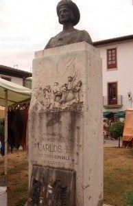 Carlos I Villaviciosa Asturias 194x300 El Emperador Carlos I visita Murcia y Cartagena