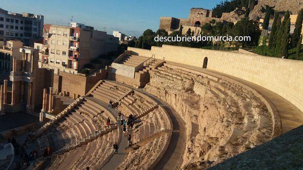 Cartagena Teatro Romano Cartagena. Sitiada, saqueada, arrasada y expoliada.