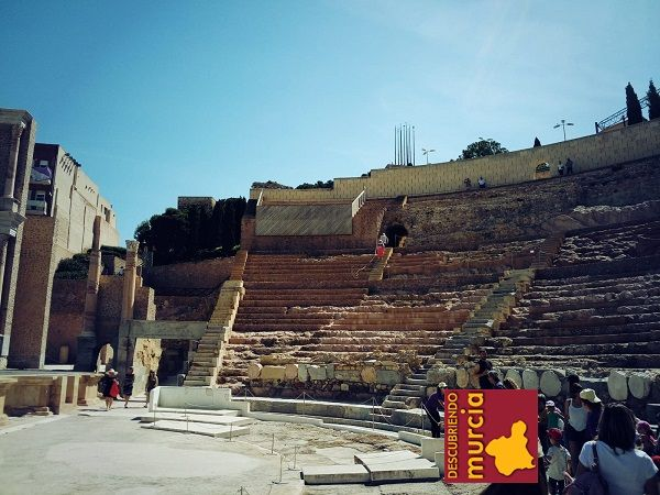 Cartagena teatro El Teatro Romano de Cartagena, el museo más visitado de la Región de Murcia
