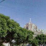 El complejo de Monteagudo sigue en ruinas
