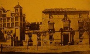 Palacio Marqueses de Velez Murcia 300x181 Así fue como se destruyó la historia de Murcia