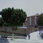 CarrilBici por el río Segura a su paso por Murcia
