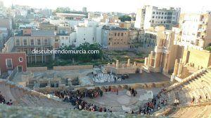 Teatro Romano Cartagena 300x169 Turismo Cruceros y todo lo bueno que ofrece Cartagena