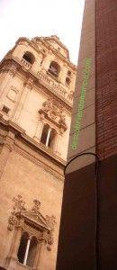 Torre Catedral Murcia2 130x300 Tres nuevas rutas para conocer mejor Murcia