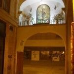 Arco calle Aurora Murcia