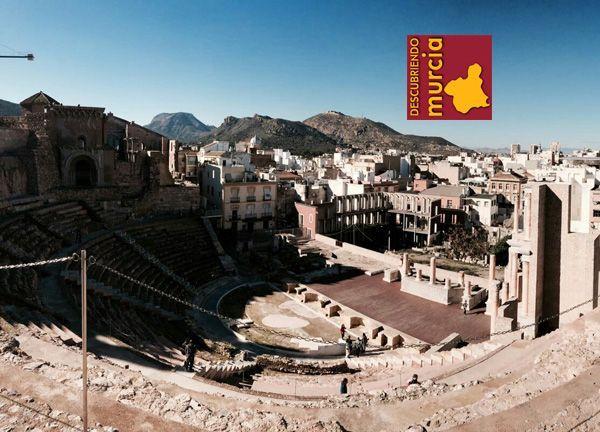 Cartagena Teatro Romano El pintor murciano Pedro Cano, expone en el Mercado de Trajano de Roma