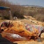 Las aguas termales de El Saladillo en Mazarrón