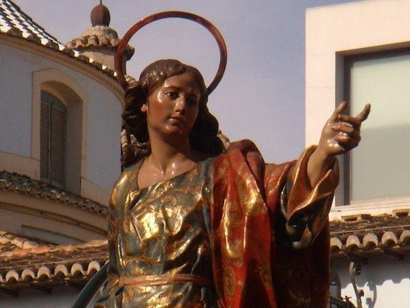 San Juan de Salzillo Semana Santa en la Región de Murcia. Los 20 mejores tweets.
