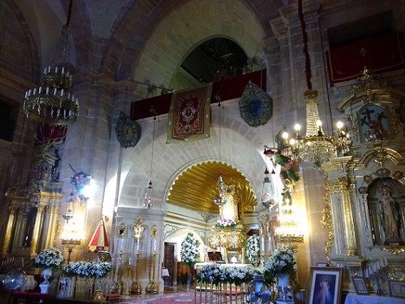 Santuario Vera Cruz Caravaca El misterioso robo de la Cruz de Caravaca (Parte II)