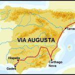 Via Augusta Cartagena Murcia El Palmar