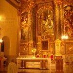 nuevo retablo iglesia del Carmen Murcia