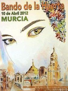 Bando de la Huerta 2012 Murcia 225x300 El Bando de la Huerta de Murcia ya es de Interés Turístico Internacional