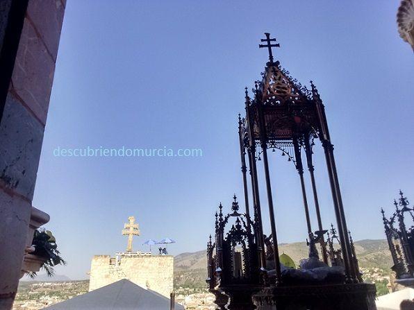 Caravaca de la Cruz Murcia Un baño a la Cruz Caravaca contra la muerte negra
