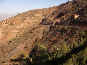 Parque Minero La Union Murcia 300x225 XVI Feria de Minerales y Fósiles en La Unión