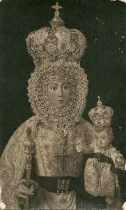Virgen de la Fuensanta Murcia 181x300 ¿Cómo se convirtió la Virgen de la Fuensanta en Patrona de Murcia?