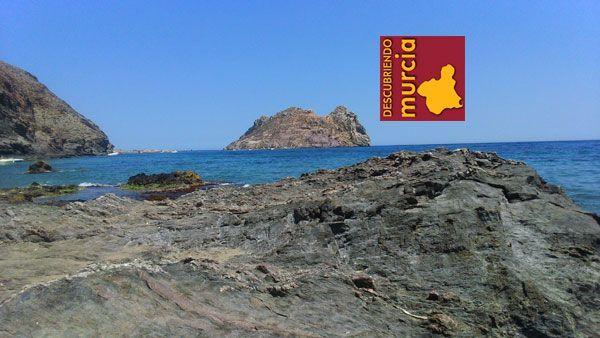 fraile aguilas La Isla del Fraile y la Punta del Cigarro de Águilas quieren ser BIC