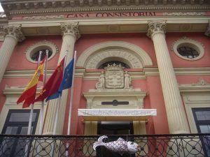 Ayuntamiento de Murcia 300x225 Ayuntamiento de Murcia, la casa del Principe moro