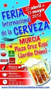 III Feria Internacional Cerveza Murcia 171x300 III Feria Internacional de la Cerveza en Murcia