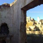 Las minas de Mazarrón continúan siendo expoliadas