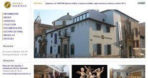 Web Museo Salzillo Murcia El Museo Salzillo tiene nueva web