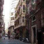 Un seguro de incendios histórico en la calle Andrés Baquero de Murcia